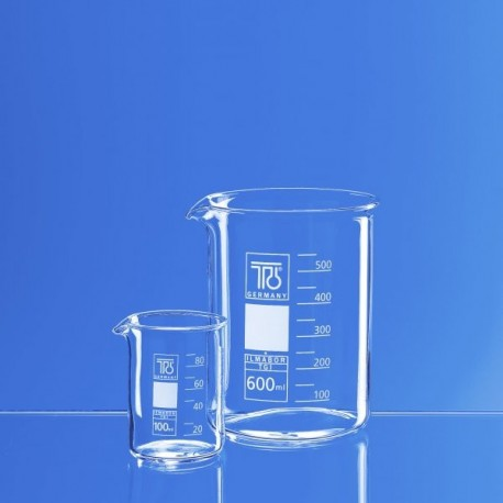 Főzőpohár magas Boro3.3 25ml