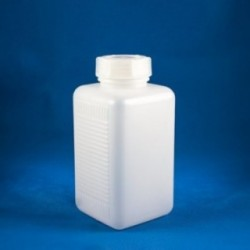 Porflakon kupakkal HDPE 250 ml