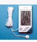 Digitális kézi hőmérséklet és páratartalom mérők