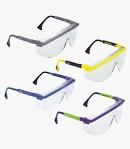 Védőszemüveg polikarbonát lencsével