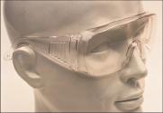 Védőszemüveg, panoráma