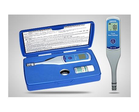 Kézi pH-teszter SX650 Cond.