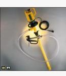 Akkumulátoros és elektromos hordópumpa
